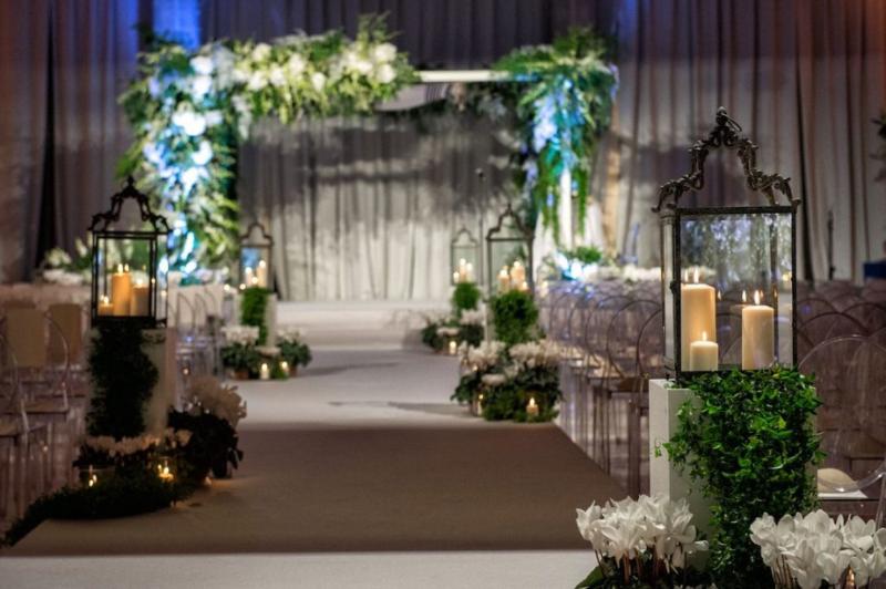 Addobbi floreali matrimoni ebraici
