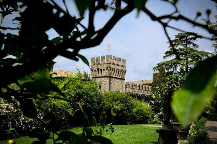 Un castello, una fiaba, una principessa ed il suo sposo: vivi il tuo giorno più bello al  Castello di Torcrescenza
