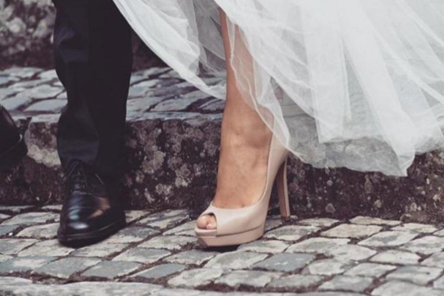 Scarpe sposa: alcuni consigli per non sbagliare