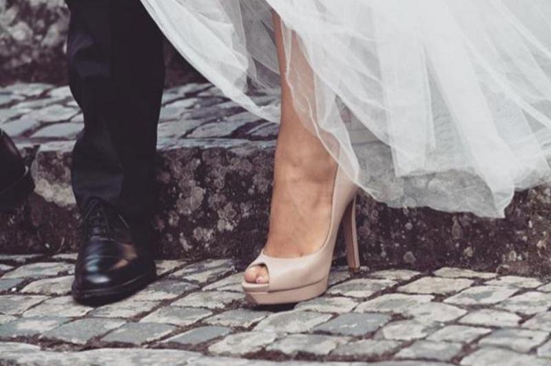 Scarpe Abito Da Sposa.Scarpe Sposa Alcuni Consigli Per Non Sbagliare Diletta Alliata