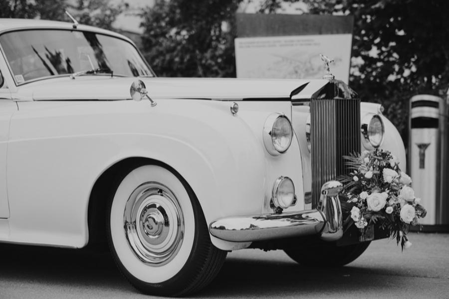 Macchina Sposi: l'inizio di un matrimonio perfetto