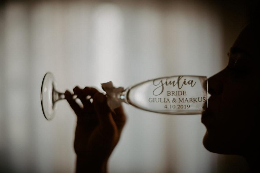 Champagne matrimonio: brindiamo al nostro amore, che sarà eterno