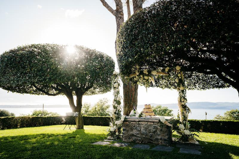 Matrimonio Alessandro e Nila