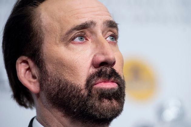 L'amore eterno…Ciak, si gira! Matrimonio Nicolas Cage